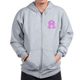 revenge of the nerds omega mu Zip Hoodie