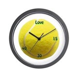 Tennis Basic Clocks