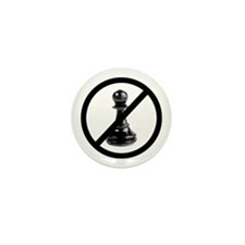 Not Your Pawn Mini Button (10 pack)