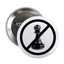 "Not Your Pawn 2.25"" Button (100 pack)"