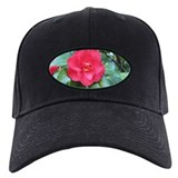 Red Camellia Baseball Hat