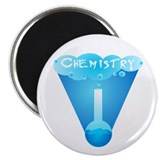 Chemistry Cloud Magnet