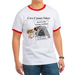Caveman Census Taker Ringer T