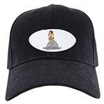 Mountain Man Black Cap