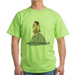 Mountain Man Green T-Shirt