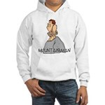 Mountain Man Hooded Sweatshirt