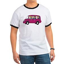 Carpool Ringer T