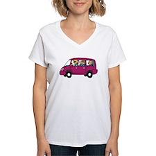 Carpool Women's V-Neck T-Shirt