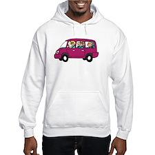 Carpool Hooded Sweatshirt