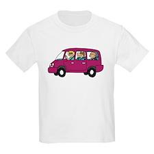 Carpool Kids Light T-Shirt