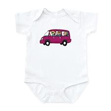 Carpool Infant Bodysuit
