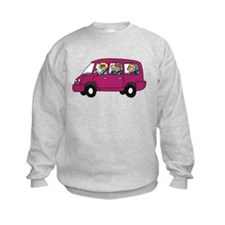 Carpool Kids Sweatshirt