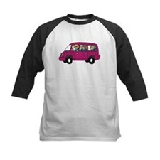 Carpool Kids Baseball Jersey