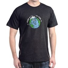 Earth Blues Dark T-Shirt