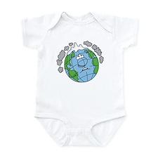 Earth Blues Infant Bodysuit
