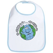 Earth Blues Bib