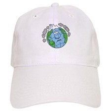 Earth Blues Baseball Cap