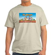 Mr. Morton Light T-Shirt