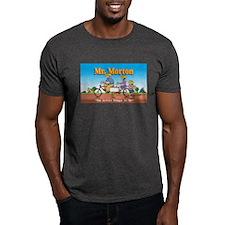Mr. Morton Dark T-Shirt