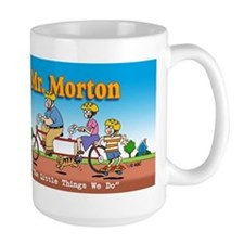 Mr. Morton Mug