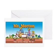 Mr. Morton Greeting Cards (Pk of 10)
