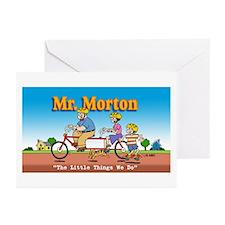 Mr. Morton Greeting Cards (Pk of 10)