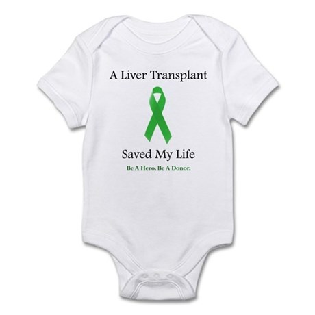 Liver Transplant Survivor Infant Creeper