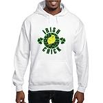 Irish Chick Hooded Sweatshirt