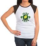 Irish Chick Women's Cap Sleeve T-Shirt