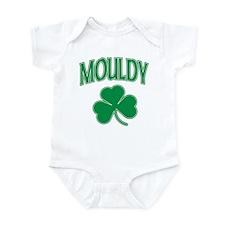 Mouldy Irish Shamrock Infant Bodysuit