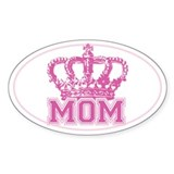Crown Mom Decal