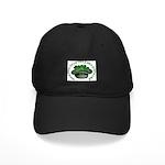 Shamrocks (Gaelic) Black Cap