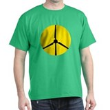 Wind, Power, Peace T-Shirt