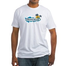 Virginia Beach - Surf Design Shirt