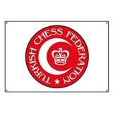 Turkish Chess Federation Banner