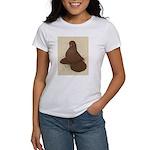 Muffed Tumbler Pigeon Women's T-Shirt