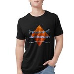 Muffed Tumbler Pigeon Organic Kids T-Shirt (dark)