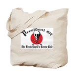 Anti-Valentine Club Tote Bag