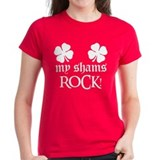 My Shams Rock ... Tee