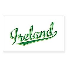 Ireland Sticker (Rectangle)