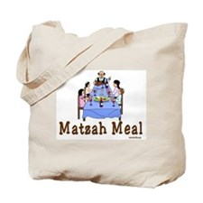 Matzah Meal Passover Tote Bag
