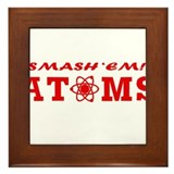revenge of the nerds adams co Framed Tile