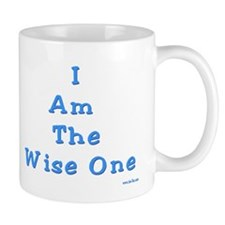 The Wise One Passover Mug