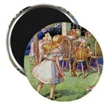 MAD HATTER'S TEA PARTY Magnet