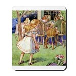 MAD HATTER'S TEA PARTY Mousepad