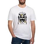 Aachen Coat of arms / Aachen  Fitted T-Shirt