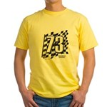 Flag No. 73 Yellow T-Shirt