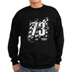 Flag No. 73 Sweatshirt (dark)