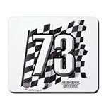 Flag No. 73 Mousepad