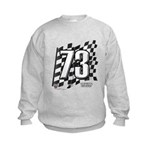 Flag No. 73 Kids Sweatshirt